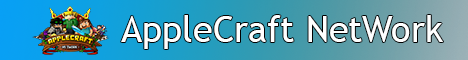 minecraft pe servers - AppleCraft NETWORK
