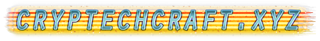 Banner for CryptechCraft server