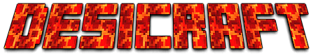 Banner for DesiCraft server