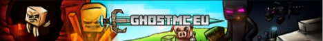 minecraft servers - GhostMC.EU Network 1.8.X / 1.9