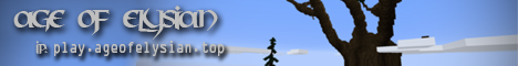 minecraft servers - Age Of Elysian - Cracked - Towny - Slimefun
