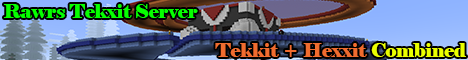 Banner for Tekxit 2 (Tekkit and Hexxit Combined) Minecraft server