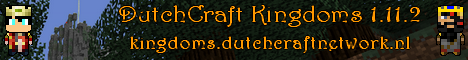 minecraft servers - DutchCraft Kingdoms